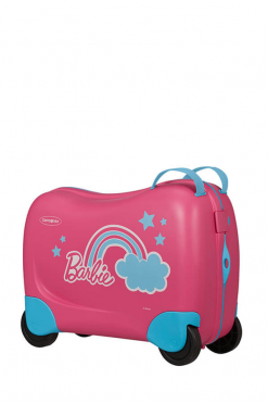Детский чемодан Samsonite Dream Rider Barbie 90C 090 001